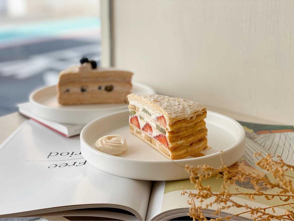 4.30-5.16誠品生活南西集結13大甜點名店推「2021 Melting Manifesto 夢幻甜點店」。