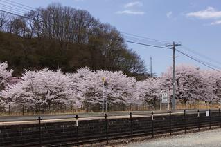三春駅 Miharu Station