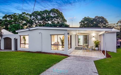 2-2a Kentwell St, Baulkham Hills NSW 2153