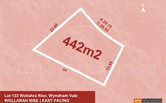 Lot 123, Wollahra Rise, Wyndham Vale VIC