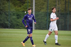 Season 2020-2021: Friendly U21 Anderlecht - Cercle Brugge
