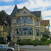 Queen Anne Style Home - Pacific Grove