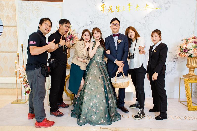 [婚攝] 承鴻 & 映瑜 @漢來大飯店巨蛋會館 | 儀式午宴 | 婚禮紀錄