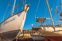 Bootswerft Murter Kroatien I