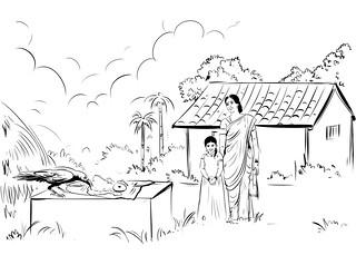 காக்கை சோறு