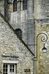 Vézélay Kathedrale Burgund Frankreich