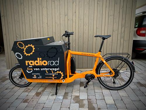 Radio Pinzgau - Cargo bike