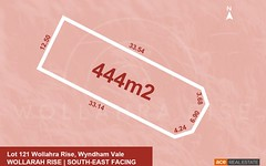 Lot 121, Wollahra Rise, Wyndham Vale VIC