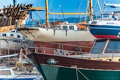 Bootswerft Murter Kroatien III