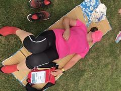 Vai De Liute After 21.1k run
