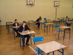 Rozpoczęcie egzaminu maturalnego 2021