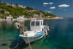 Fischerboot Dalmatien II