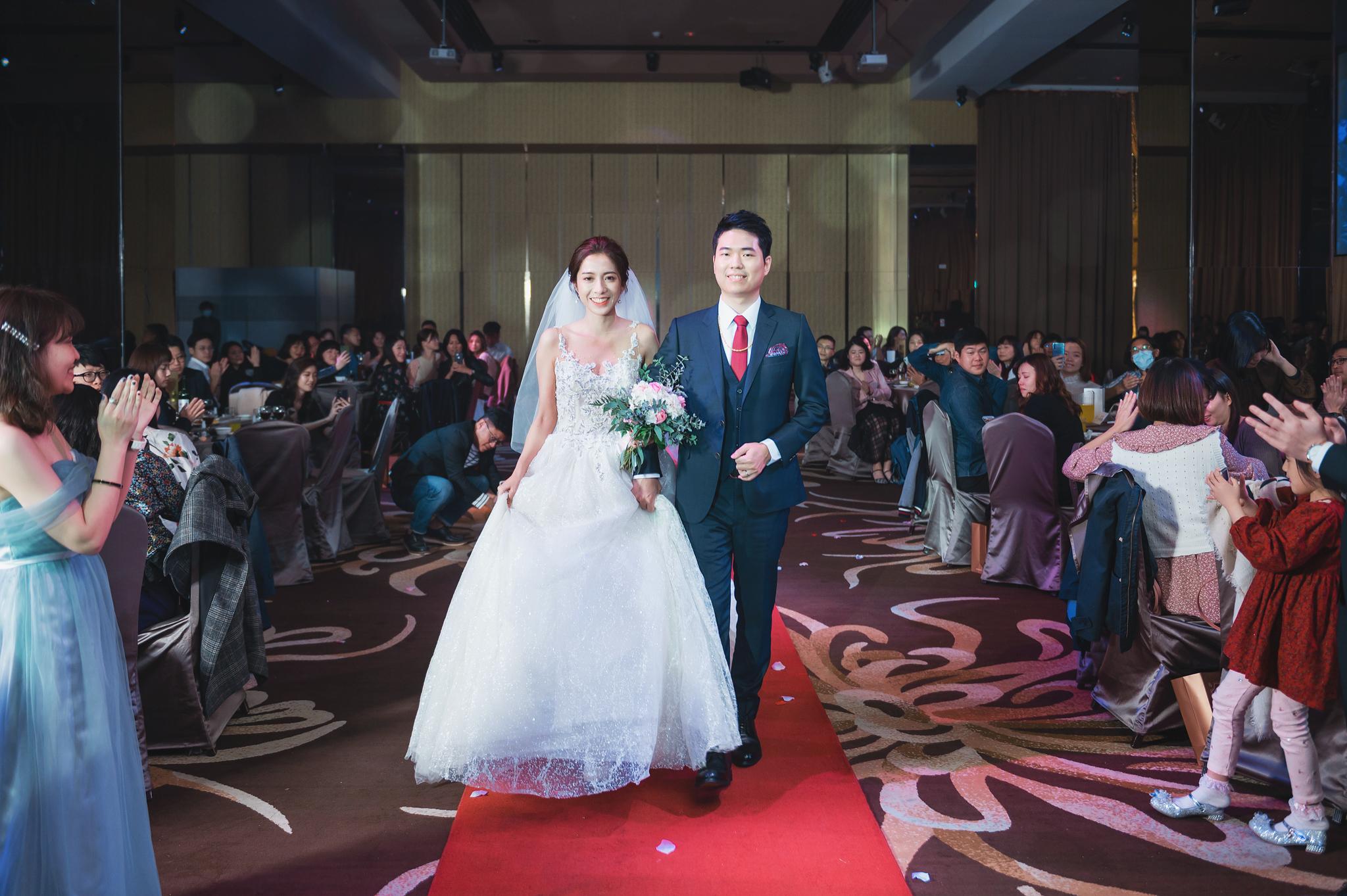 [婚禮紀錄-柚子先生]2021.01.31新店彭園