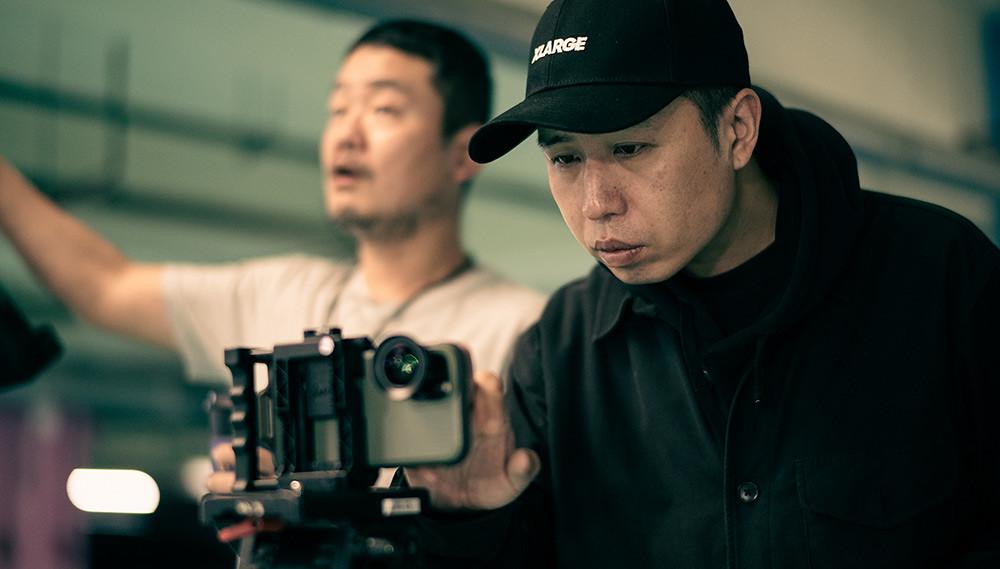 廖明毅導演使用iPhone拍攝