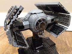 Vader's TIE Advanced X1.57.236