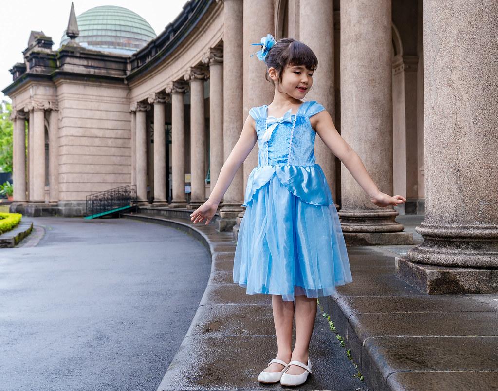 圖4 迪士尼公主服裝-仙度瑞拉
