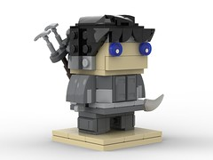 Muad'dib LEGO Brickheadz