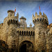 Castillo templario/Templar castle