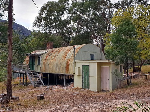 A classic of bush architecture