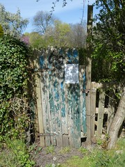 Photo of Allotment Gate