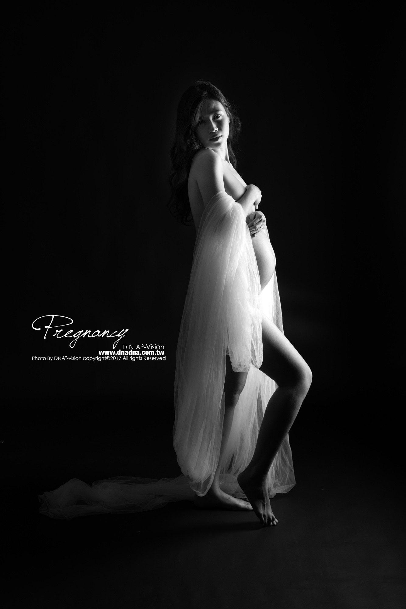《孕婦寫真》felicia-高雄dna平方dspace攝影棚3