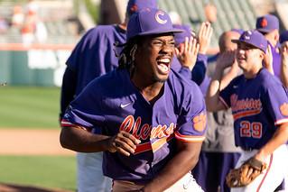 Baseball: Clemson 5 Louisville 4 Photos