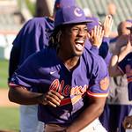 Baseball: Clemson 5 Louisville 4