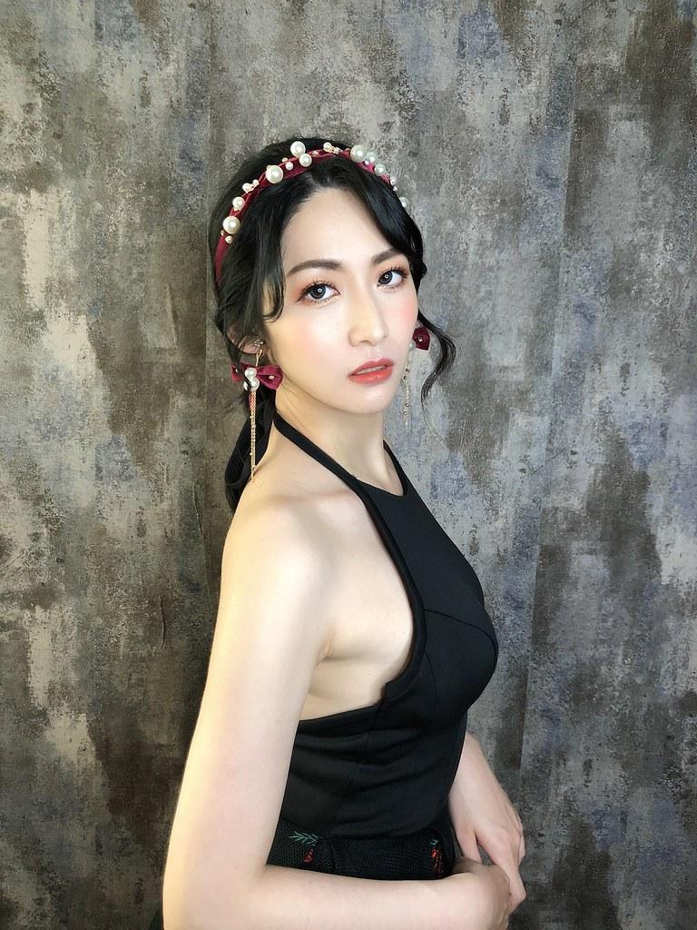 【新秘婕喬】新娘造型創作 / 歐風典雅