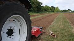1ère semaine de mai - travail du sol