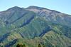 春まだ浅き山々