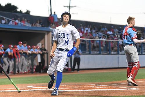 Rummel-Jesuit baseball playoffs by Parker Waters (4)