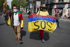 Marche climat à Paris