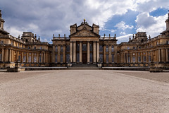 Photo of Benheim Palace Main Courtyard
