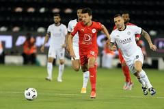 AlSadd Vs AlArabi Amir cup 2021 semi final