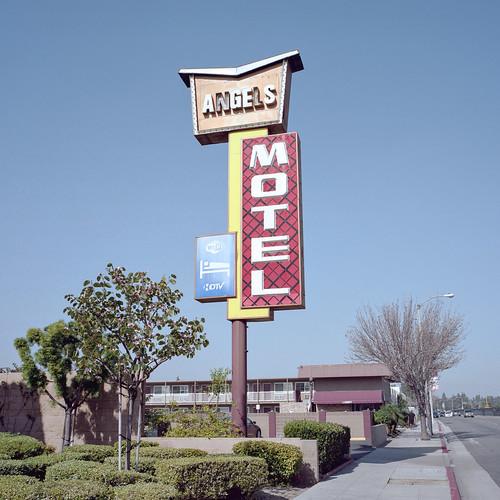 angels motel. pico rivera, ca. 2017.
