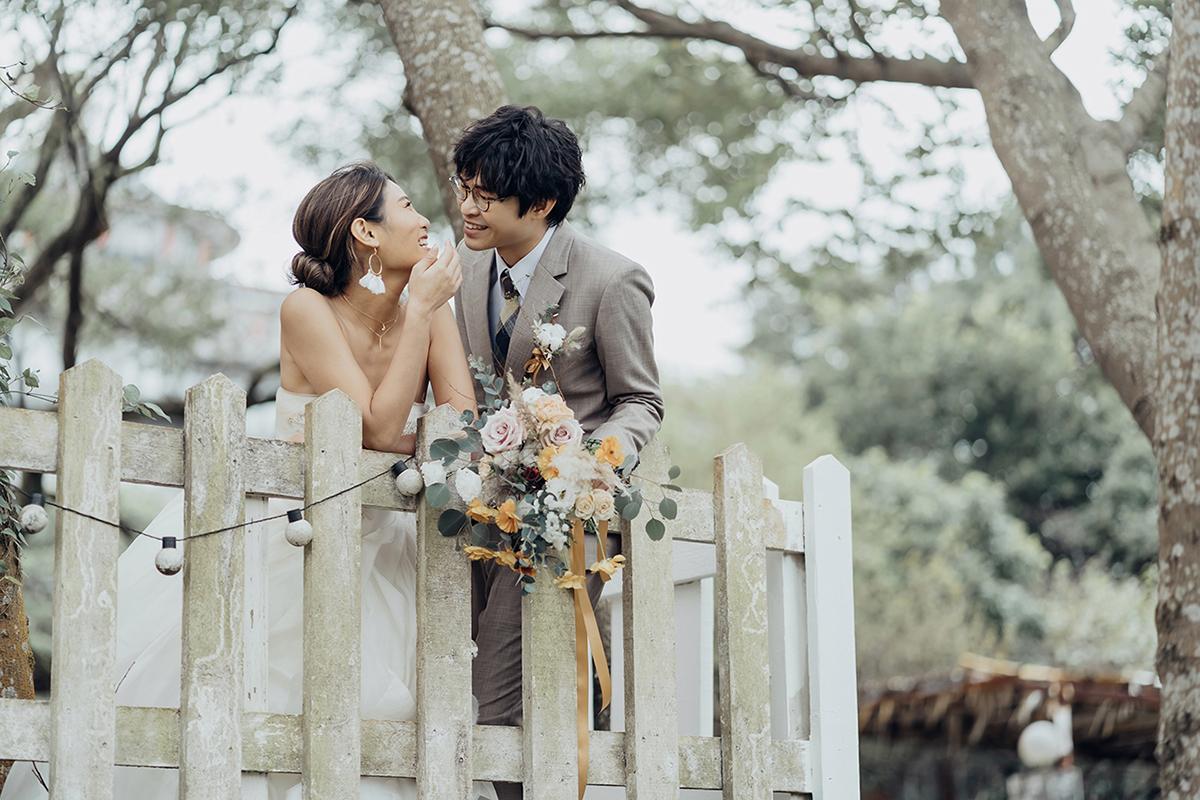 台北婚攝,美式婚禮,婚攝作品,婚禮攝影,婚禮紀錄,1956 Vintage,戶外證婚,類婚紗,麋先生,wedding photos