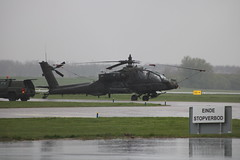 AH-64-D Apache at LEY