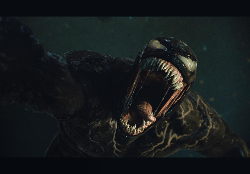 【猛毒2:血蜘蛛】猛毒強勢回歸