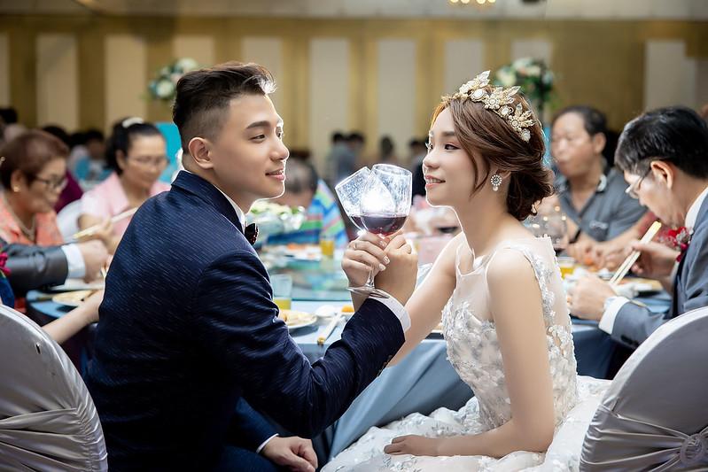 [伯達❤怡安] 結婚之囍@台南玄饌宴會館