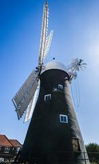 Holgate Windmill, April 2021 - 07