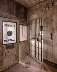 """Parole Office at Central State • <a style=""""font-size:0.8em;"""" href=""""http://www.flickr.com/photos/25078342@N00/51171267701/"""" target=""""_blank"""">View on Flickr</a>"""