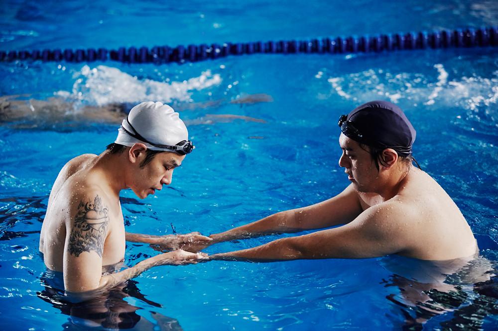 癡情馬殺雞_劇照(04)隆宸翰(左)與賴澔哲