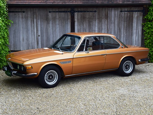 BMW 3.0 CSi (1973)