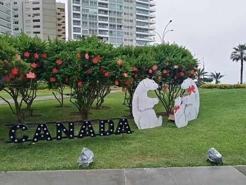Lima - Parque Miguel Grau