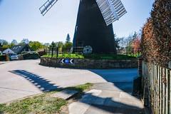 Holgate Windmill, April 2021 - 06