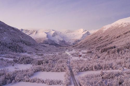 Morgon på Drotninghaug