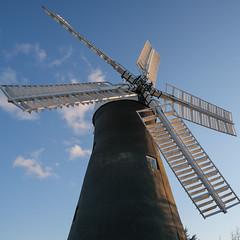 Holgate Windmill, April 2021 - 16