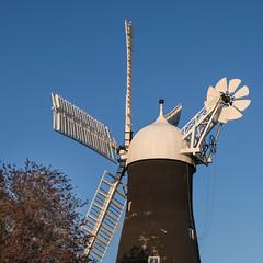 Holgate Windmill, April 2021 - 10