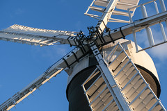 Holgate Windmill, April 2021 - 15