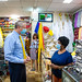 """Governor Baker visits businesses with """"Trust the Facts, Get the Vax"""" canvassers • <a style=""""font-size:0.8em;"""" href=""""http://www.flickr.com/photos/28232089@N04/51173257261/"""" target=""""_blank"""">View on Flickr</a>"""